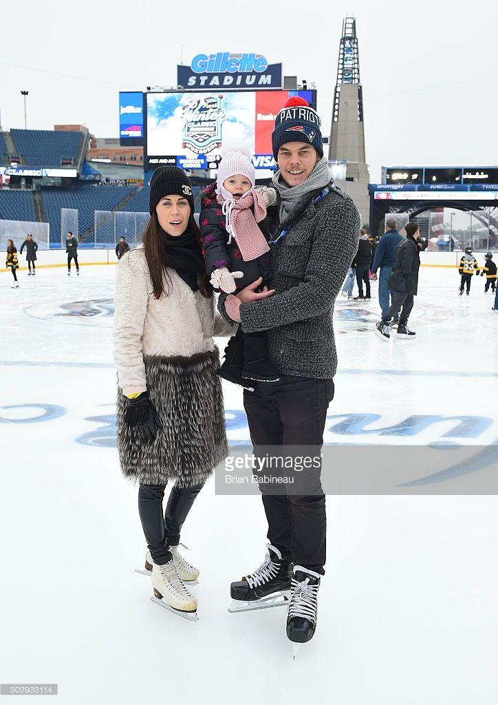 Tuukka Rask And Girlfriend Baby Girl I Love Tuukka Rask