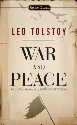 Fernanda Montenegro reads   War and Peace by Leo Tolstoy
