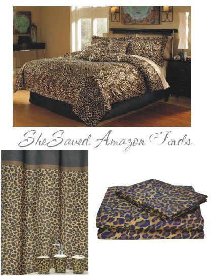 amazon leopard print