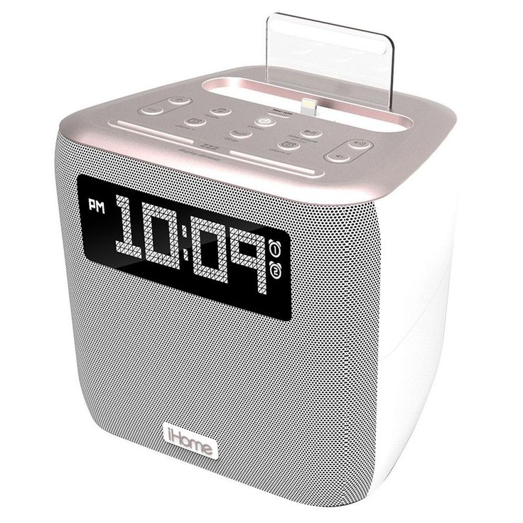 how to set the ihome