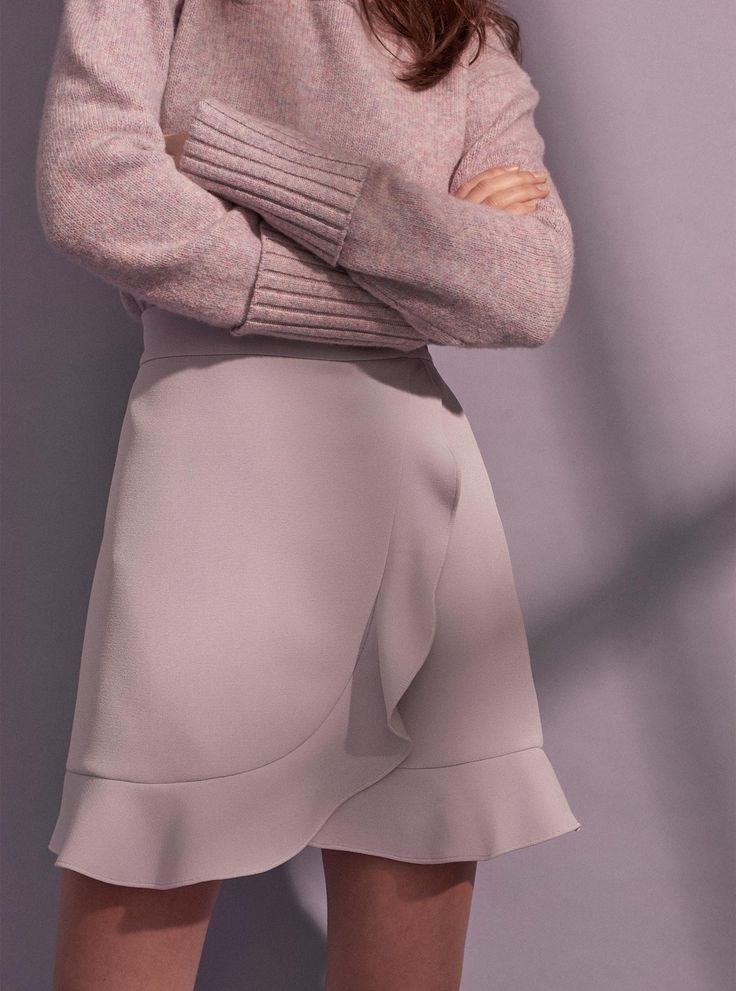 CLUB MONACO RENLANA SWEATER, SUZILLE SKIRT
