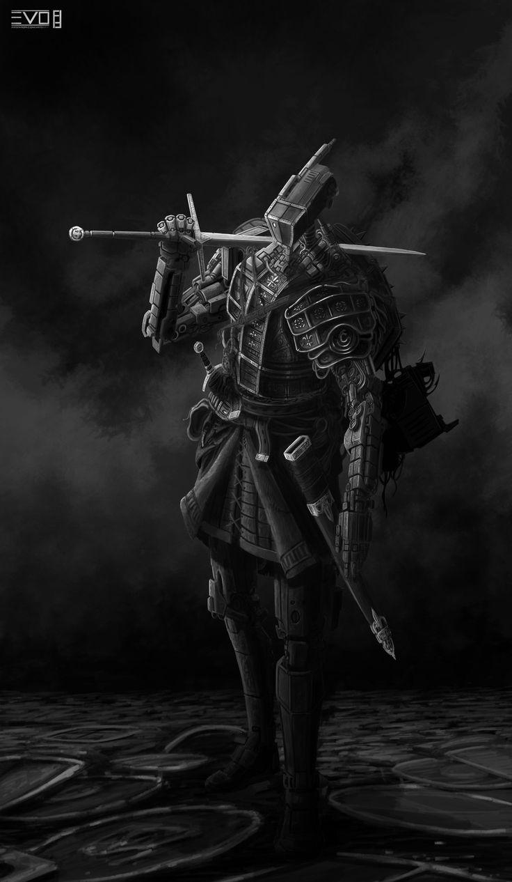 EVO Project-Gaston Lautrec the Iron Warlord, F F on ArtStation at https://www.artstation.com/artwork/EwB4e