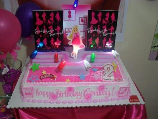Barbie Party Cakes Dresses Dressesss