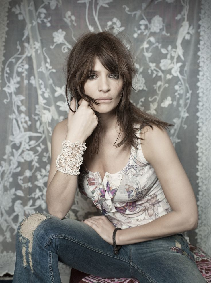Odd Molly  |  FW09  |  Helena Christensen  |  Photo Yelena Yemchuk  |  Campaign   oddmolly.com