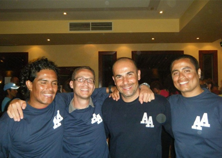 Instructores AA 2012