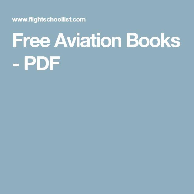Free Aviation Books - PDF