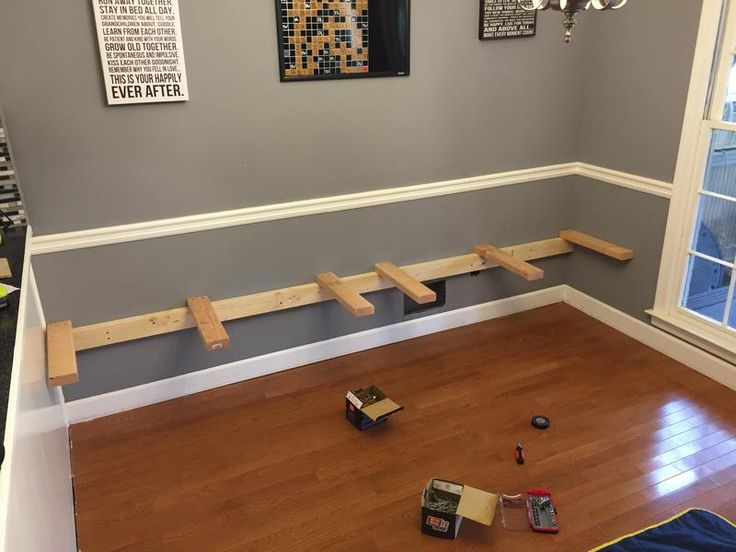 He Got Rid Of His Old Dining Room Table. What He Built In Its Place Is Making Everybody Jealous [MOBILE STORY]