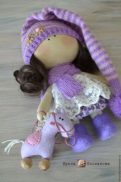 Purple baby (Irina Smolkova).