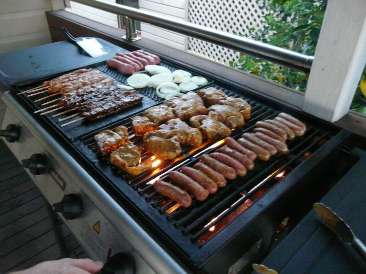 The rules of a great Aussie #bbq