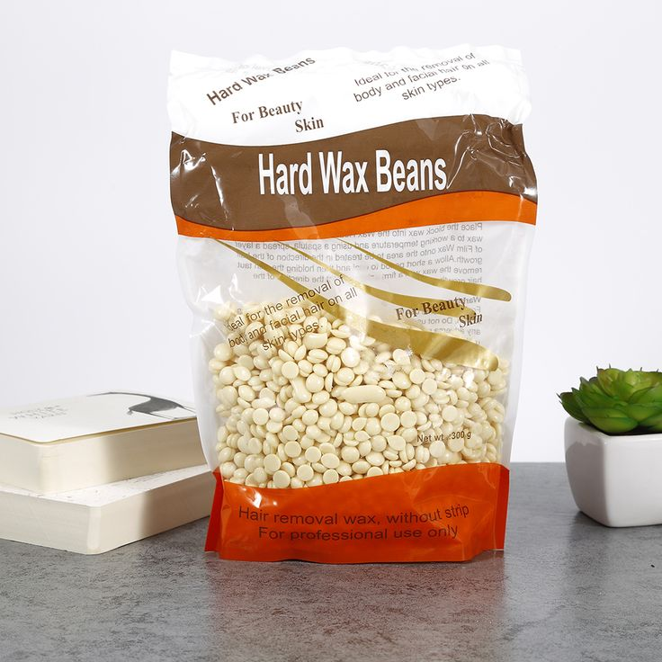 Hot Selling 300g/Pack Paper Depilatory Wax Solid Hard Wax Beans Milk Flavor for Men/Women Body Epilation Hair Removal Wax