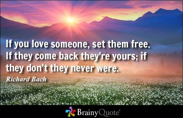 If You Love Someone Set Them Free If They Come Back They: Best 25+ Loving Someone Quotes Ideas On Pinterest