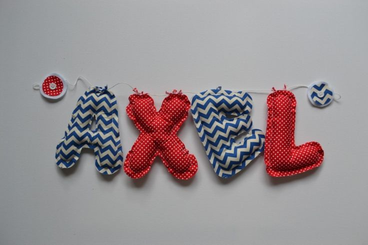 Fabric Name Bunting red white blue