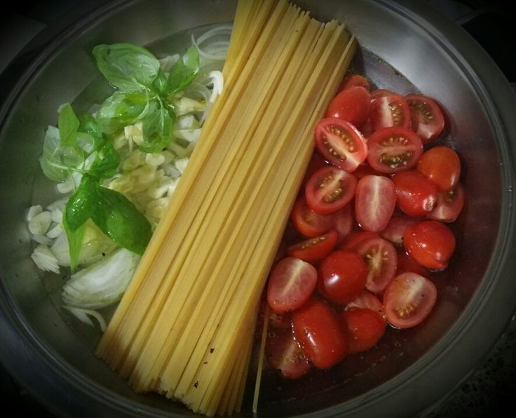 Martha  Stewart One pot pasta