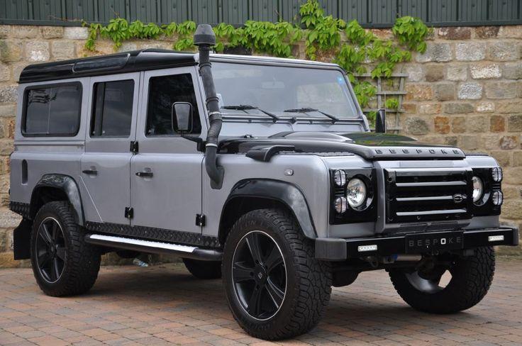 defender 110, custom   Used Land Rover Defender BESPOKE DEFENDER GTS-R 110 , Harrogate, North ...