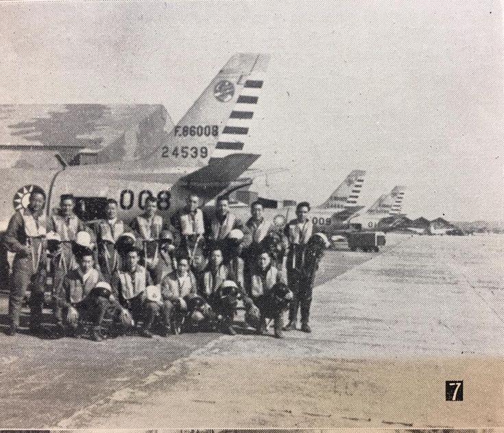 F-86008 24539 F-86 F Sabre RoCAF