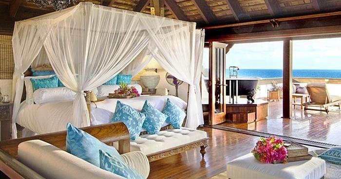 Richard Branson Island   ... Virgin Gorda villas: Necker Island - Vacation Rentals by CaribbeanWay