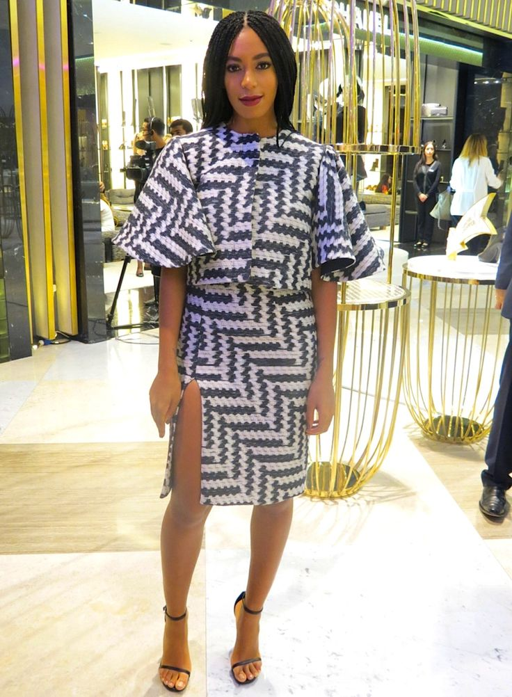 Beauty Queen: Solange Knowles