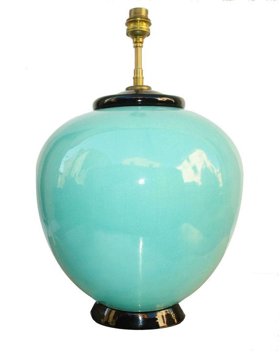 Raoul Lachenal  lamp ball by EveAntiqueDesign on Etsy