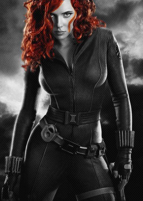 Black Widow - Scarlet Johansen