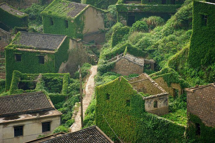 中国のジョウ泗列島。あまり聞きなれない場所ですが、その島の廃村に訪れたカメラマンが撮った写真があまりにも美しかったことから、まるで「ラピュタの世界のよう!」と大きな話題になっています。いったいどのような景色なのでしょうか?  ジョウ泗列島とは?  M I R I A Mさん(@miri_wonders)が投稿した写真 - 2016 6月 28 8:30午後 PDT...