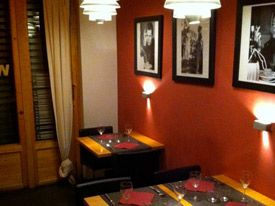 Restaurant Gilda by Belgious, Barcelona