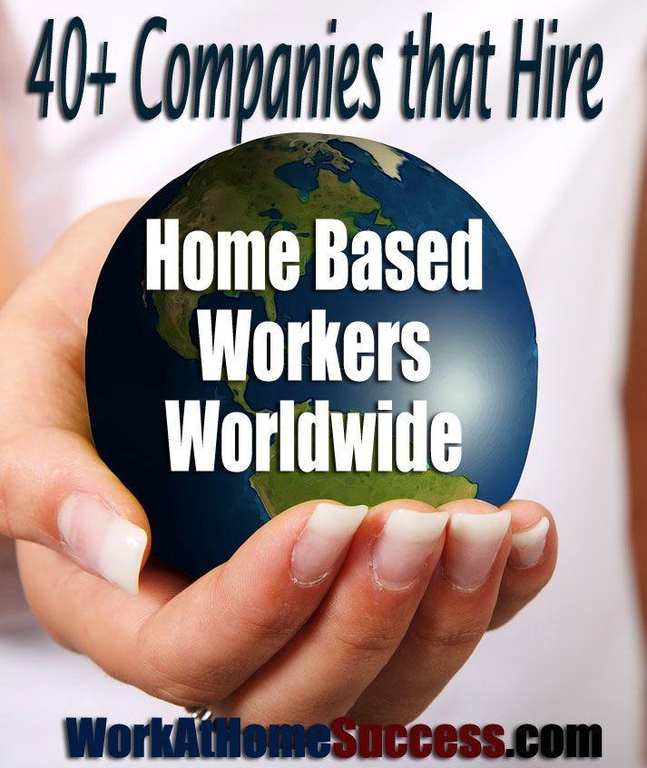get a work at home job outside the u s here 39 s 40. Black Bedroom Furniture Sets. Home Design Ideas