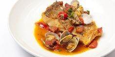 Cod with Clams Recipe - Great British Chefs