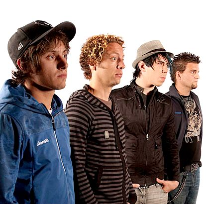 Marianas Trench chart new path with Astoria