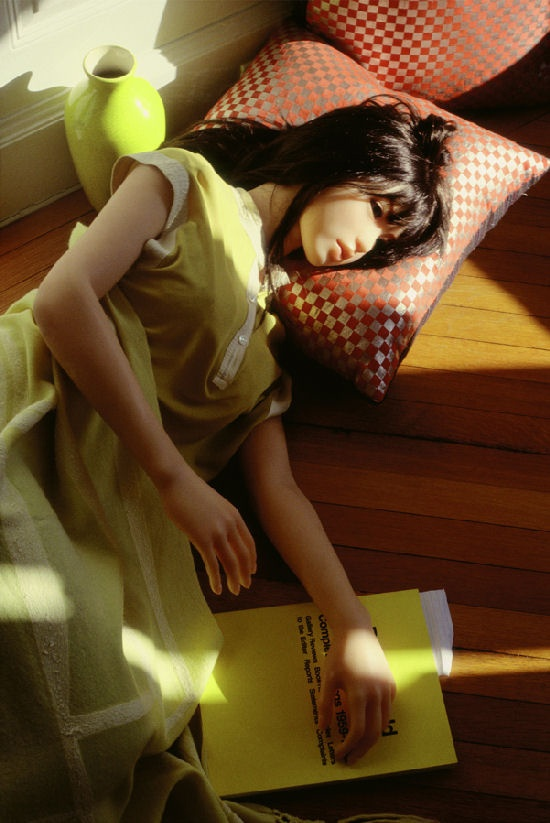 Laurie Simmons' Love Doll.