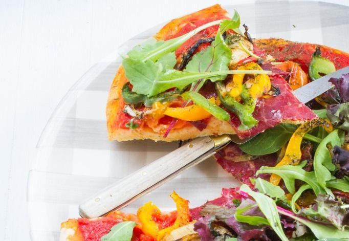 Recette Pâte à pizza sans gluten et sans lactose