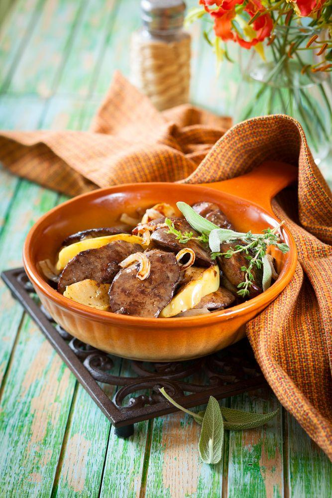 Przepis na wołowinę z grzybami