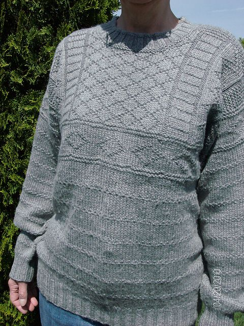 Knitting Pattern Guernsey Sweater : Johns Guernsey pattern by Penny Straker Ravelry ...