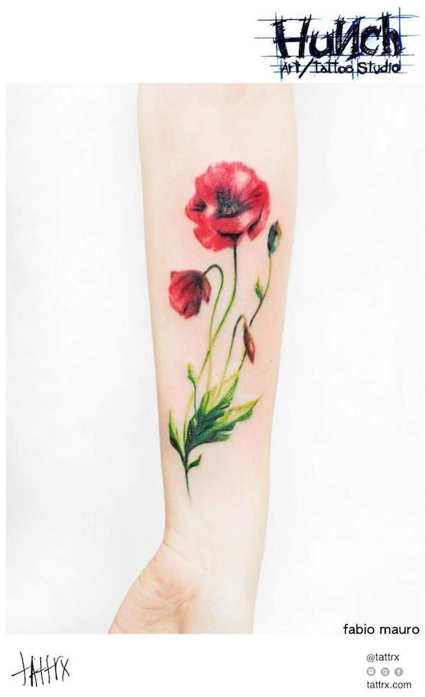 Tattoo by Fabio Mauro