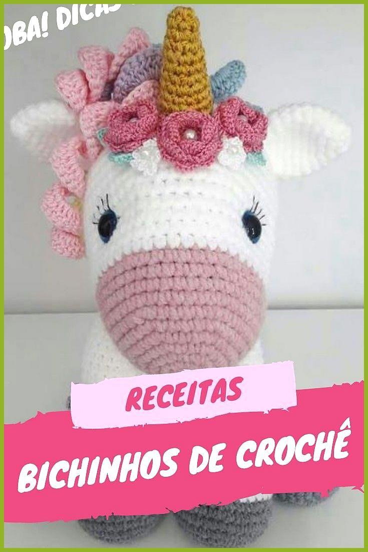 Bichinhos De Croche Receitas Em Portugues Passo A Passo