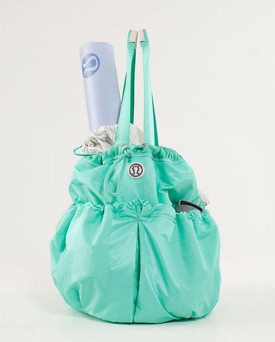 Bliss Bag from lululemon. Love!