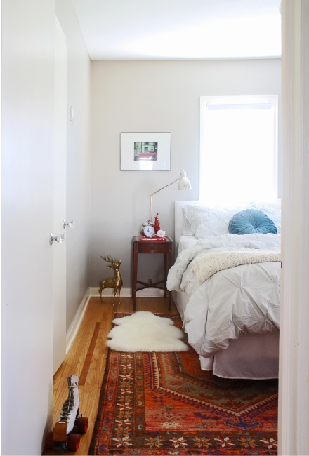 Rug Paint: London Fog By Benjamin Moore,