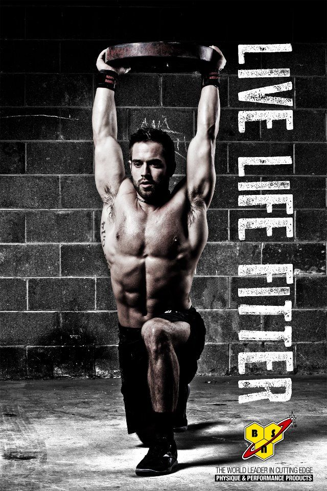 I normally don't pin guys but... Rich Froning Jr Crossfit Games Champ 2012