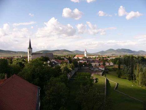 Magyarország, Sárospatak, Váralja