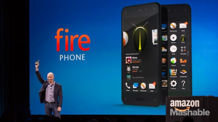 Amazon's Fire Phone: 5 Cameras, 3D Display, a Built-In Shopping Cart ~ Love me some Amazon PRime!