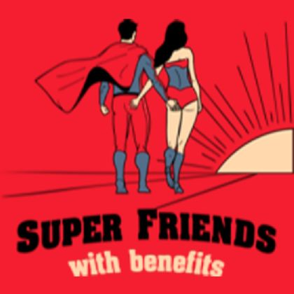 Hahaha!: Comic, Friends With Benefits, Super Friends, Funny Stuff, Humor, Wonder Woman, Superhero, Superfriends