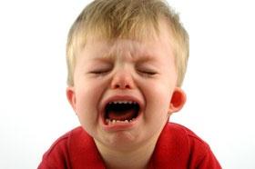 Child Temper Tirades   By Dr. James Dobson