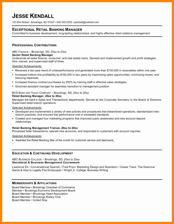 Headline Examples for Resume Best Of 7 Cv Headline Example