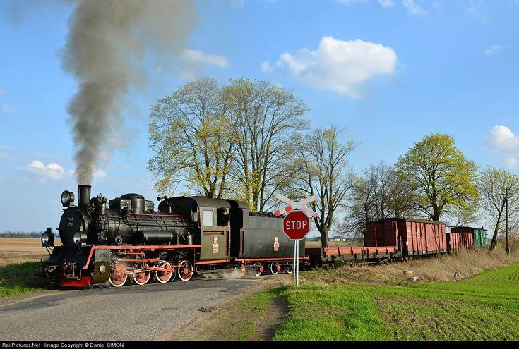 RailPictures.Net Photo: Px48 1756 PKP - Polish State Railways Steam 0-8-0 at Between Zaniemysl and Sroda, Poland by Daniel SIMON
