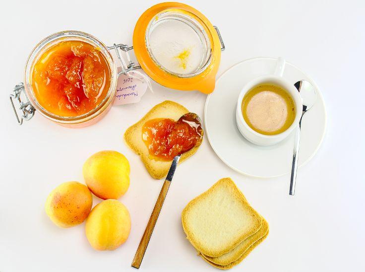 Marmelada de albaricoques #glutenfree