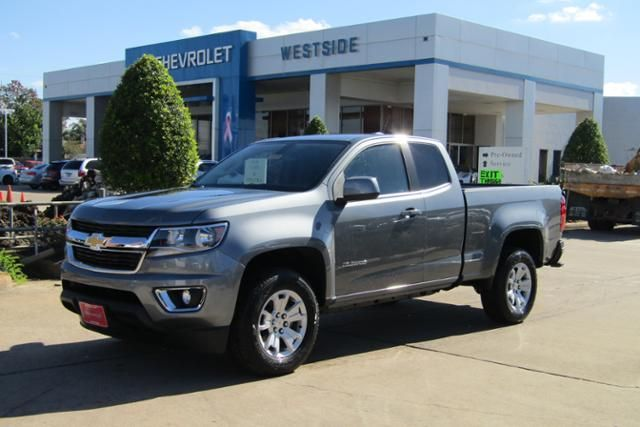 2018 Chevrolet Colorado Extended Cab Long Box 2 Wheel Drive Lt For