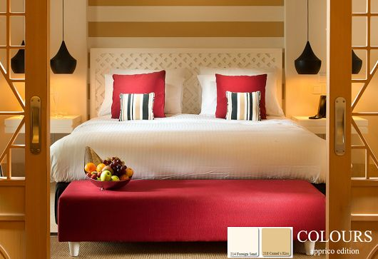 #appricoColours #Schlafzimmer #FengShui