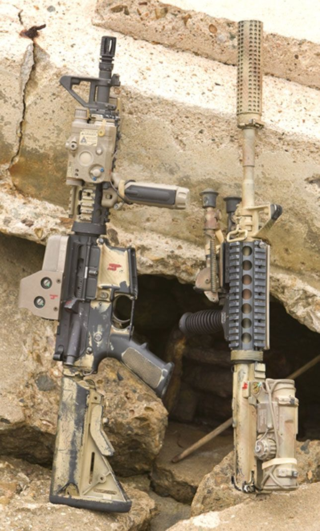 us navy seals painted guns - Google Search | Camo pattern ...