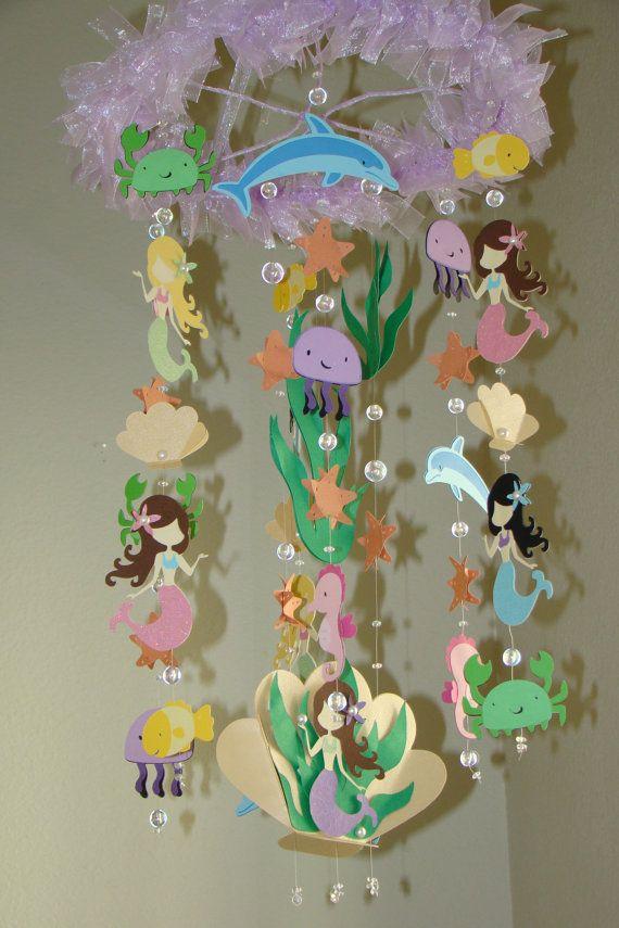 Mermaid Crafts Pinterest