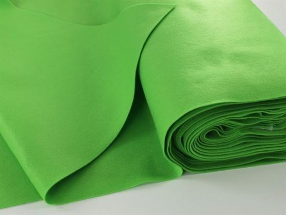 Filzstoff hellgrün