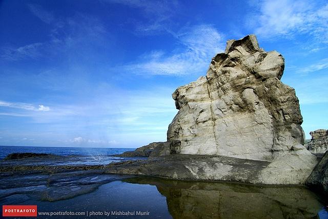 Pantai Klayar, Pacitan, Indonesia